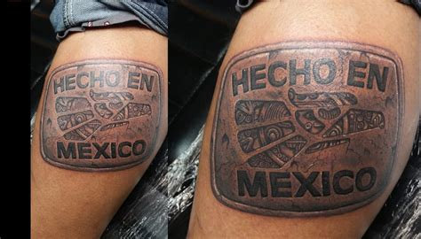 aztec tattoo hecho en mexico yelp