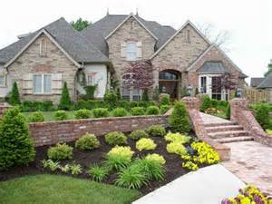 front yard landscape plans home landscaping ideas to inspire your own curbside appeal