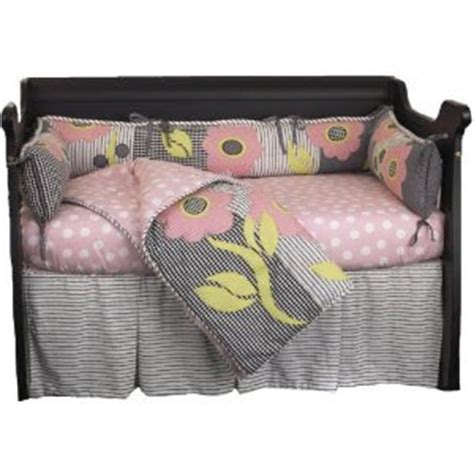 Poppy Crib Bedding Nursery Room Ideas Floral Nursery Theme Series