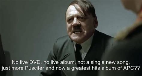 Hitler Reacts Meme - hitler reacts to tool s long awaited new album video