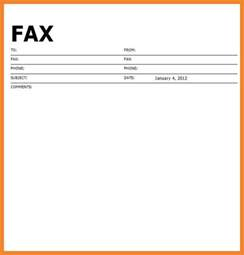 sle fax cover letter fax cover sheet resume sle 28 images 10 fax cover