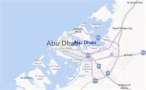 World Abu Dhabi Map Abu Dhabi Tide Station Location Guide