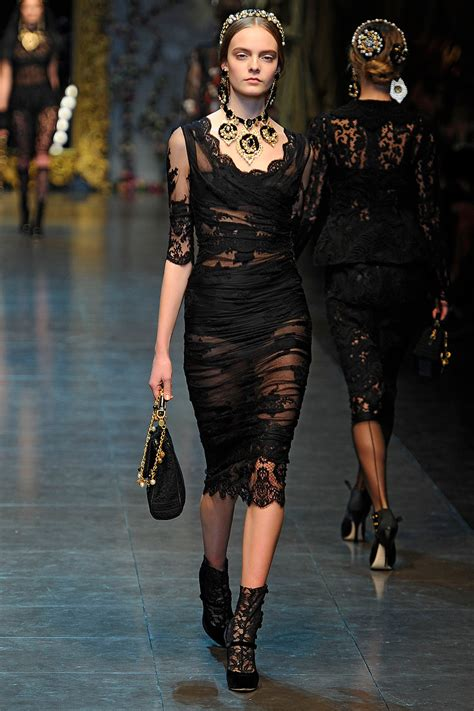 Dolce N Gabbana my beadialogy dolce n gabbana fall 2012 rtw part1 the collection
