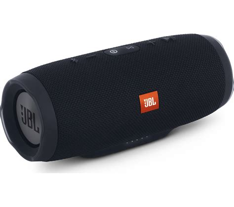 Speaker Jbl Charge Buy Jbl Charge 3 Portable Bluetooth Wireless Speaker Black Free Delivery Currys