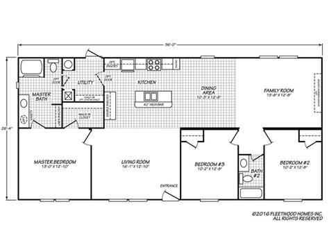 fleetwood mobile home plans best 25 fleetwood homes ideas on pinterest barndominium