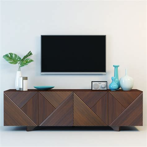 modern media furniture 10 stylish modern media cabinets and consoles digsdigs
