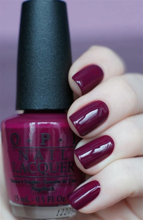 plum nail color plum 11 fab nail colors on
