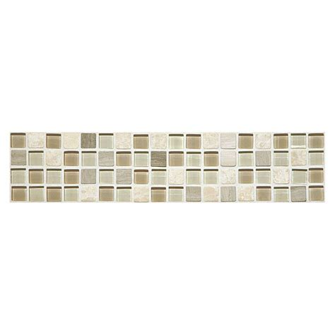 daltile decorative gulf 2 5 8 in x 12 in