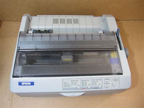 Printer Epson Lq 590 epson lq 590 dot matrix 24 pin impact printer imagine41