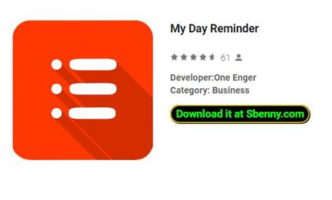 my days apk my day reminder apk for android free