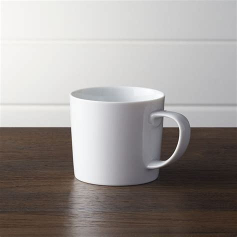 Verge Mug   Crate and Barrel