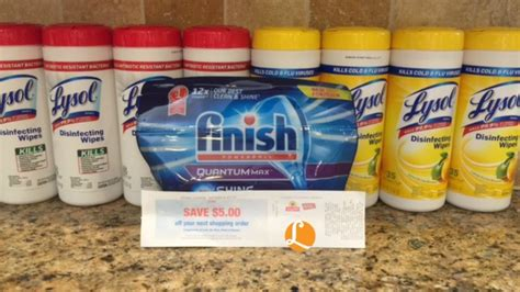 catalina offers for shoprite supermarkets living rich review ebooks free lysol finish products at shoprite with new catalina