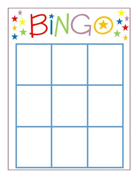 microsoft word bingo card template 17 best ideas about blank bingo cards on bingo