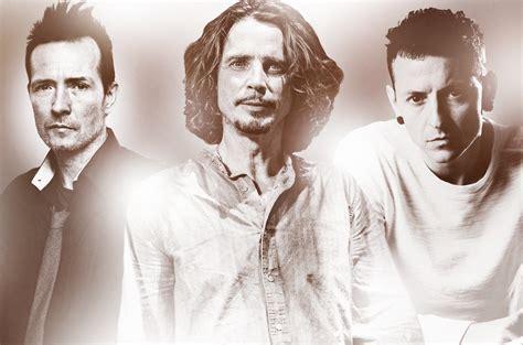 Chester Bennington, Chris Cornell & Scott Weiland: A