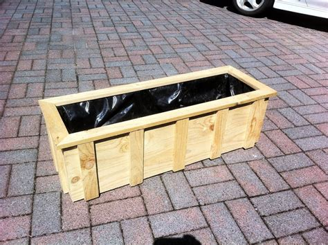 Planter Box For Deck by Large Deck Planters Iimajackrussell Garages Best Deck Planters Ideas
