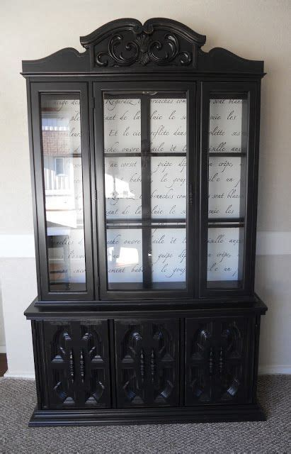 black china hutch cabinet best 25 black hutch ideas on hutch display