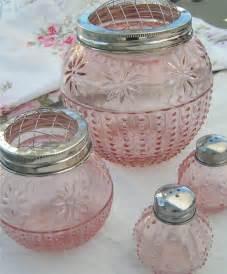 pink glass depression glass