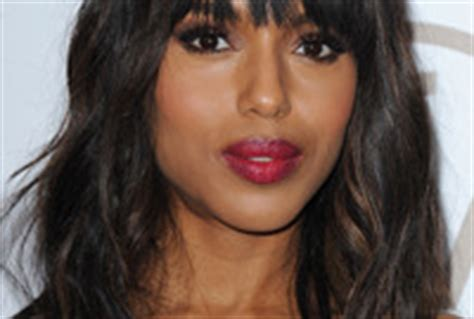 up hairstyles fpr black tie event kerry washington s hairstyle and makeup for black tie events