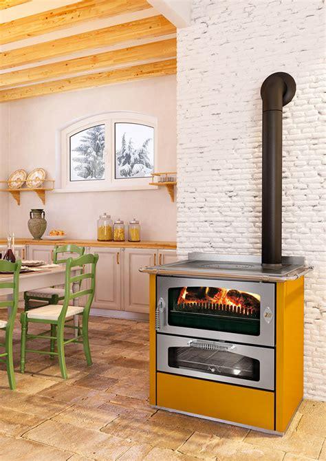 cucine a legno 30 modelli di cucine a legna con forno integrato