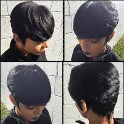 black with 29 peice hairstyle 25 best black girl short hairstyles short hairstyles