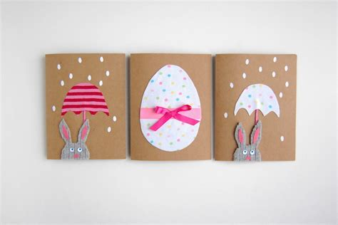 easter cards for to make diy easter cards