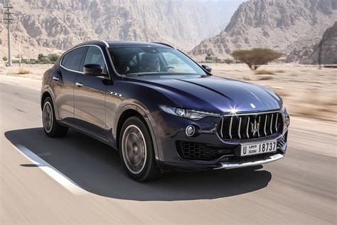 maserati jeep maserati levante 2017 facelift review auto express