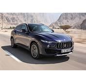 Maserati Levante 2017 Facelift Review  Auto Express