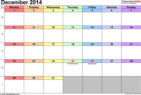 printable december 2014 calendar with holidays january 2015 calendar