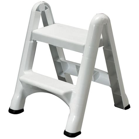 Rubbermaid 2 Step Folding Stool by Rubbermaid 174 Folding Two Step Step Stool 4209 03 Step