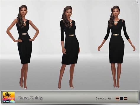 elfdor s dress goldy