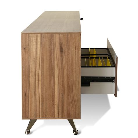unique furniture 300 collection desk in espresso unique