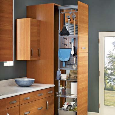 Kitchen Cabinets Space Savers Smart Solutions More Kitchen And Bath Space Savers This House