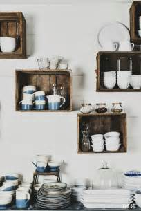 Kitchen Shelf Ideas by 5 Creative Kitchen Storage Ideas You Can Diy My Paradissi