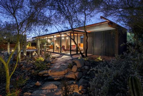 Horse Barn Turned Into Open Guest House Modern House Designs,contemporary minimalist garden design