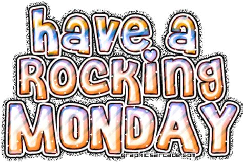 Mr Monday Day 113 by With Mr Barrett A Rocking Monday
