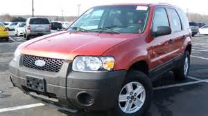 Used Cars For Sale Ford Used 2007 Ford Escape Xls Sport Utility 8 990 00