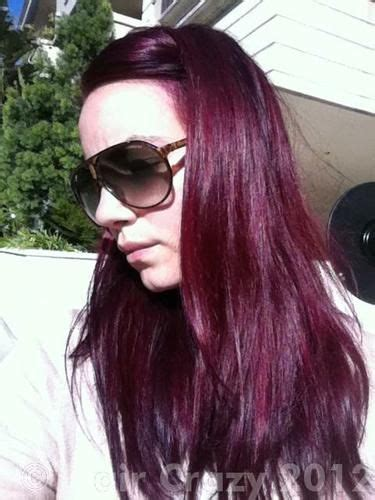 Bright And Beautiful Amara by 1000 Ideas About Manic Panic Purple On Manic
