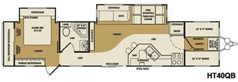 destination trailer floor plans roaming times rv news and overviews