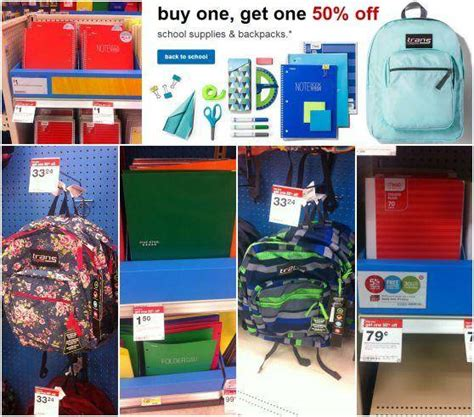 back to school supplies sale target back to school backpacks school supplies sale buy