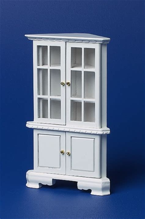 Corner cabinet bookcase, small vintage corner cabinet