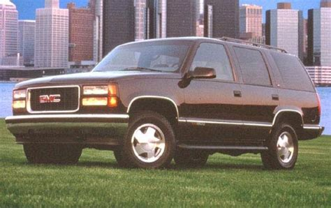 car engine manuals 1997 gmc yukon on board diagnostic system maintenance schedule for 1998 gmc yukon not sure openbay