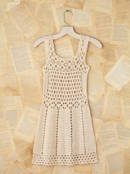 dress pattern hooks crochet free people vintage mini dress free pattern and