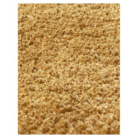 Gold Shag Rugs by Kas Rugs Cushy Shag Gold 5 Ft X 7 Ft Area Rug Bli15675x7