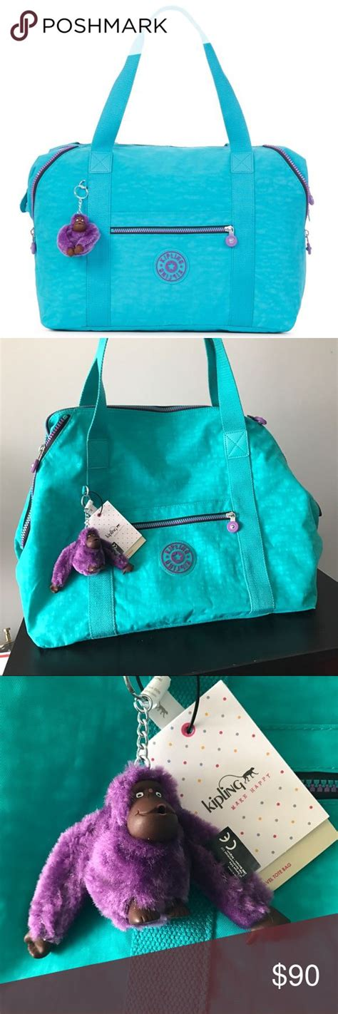 Style Violet Charmed Zipper Tote by 17 Best Ideas About Kipling Bags On Kipling