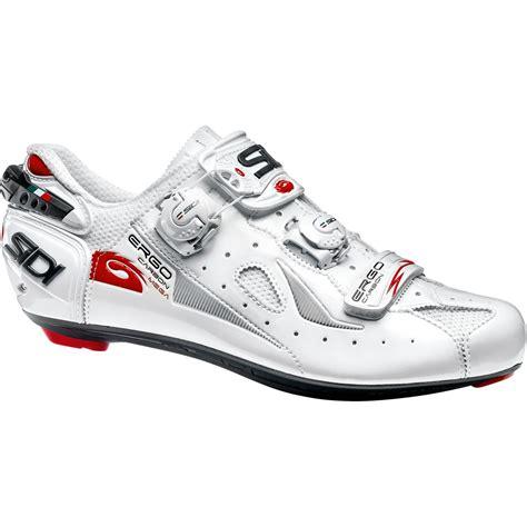 sidi road bike shoes sale sidi ergo 4 carbon mega shoe s competitive cyclist