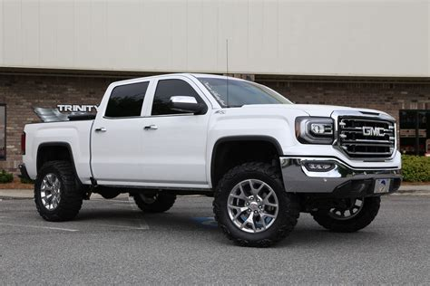 Clean 16 Lifted Gmc Sierra Trinity Motorsports