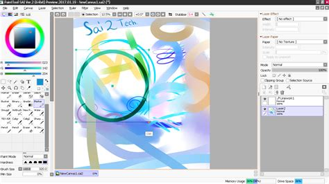 paint tool sai stabilizer doesn t work new paint tool sai 2 how to buy and unlock by