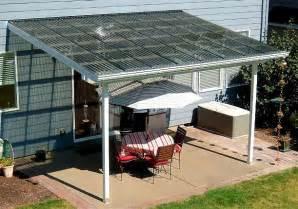 Design Ideas For Suntuf Roofing Suntuf Patio Cover Corvallis Tnt Builders