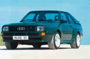 Audi 84 Quattro Audi Quattro 1989 Cartype