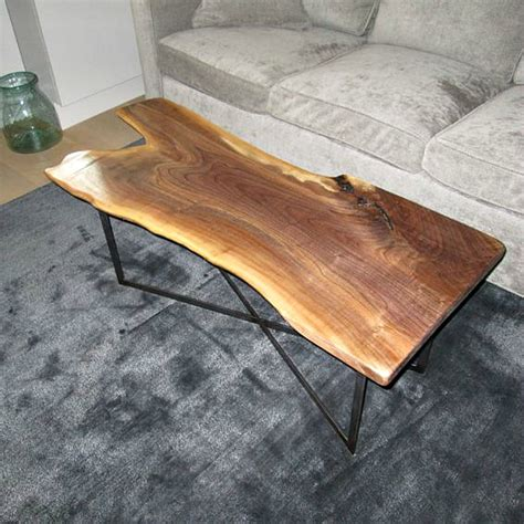 live edge coffee table diy diy live edge table tempting thyme